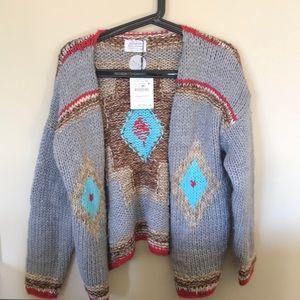 Zara Knitted Cardigan (NWT)